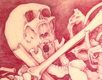 Bones Still Life
