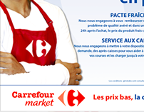 Poster Carrefour
