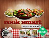Cook Smart - Cooking App