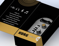 Korg Micro 0-Key Ribbon Synthesizer