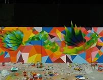 Perfiles Xochicalco 2011, Mural: el Alma del Quetzal