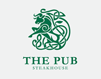 The Pub Steakhouse | Brand Identity & Web