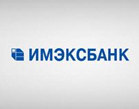 Imexbank website redesign