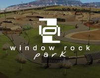 Concept park for Window Rock Arizona