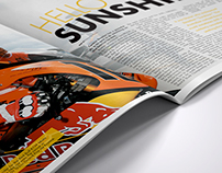 Publications | Editorial Design