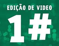 Edição de Video 1#