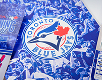 Toronto Blue Jays 2013 Season Tickets
