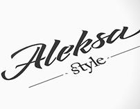 Aleksa Style Branding