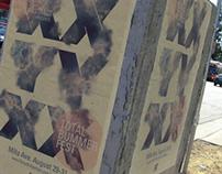 XXYYXX Event Poster