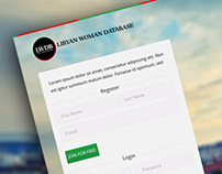 Libyan Woman Database