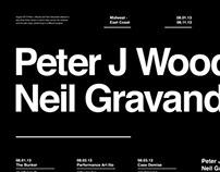 Peter J Woods Neil Gravander