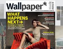 Wallpaper* Magazine Interface Design