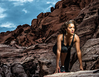 Red Rock Canyon - Las Vegas - Shoot