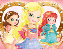 Princesses of The World - Baby