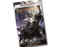 Elminster Enraged Book Cover