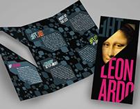 The Leonardo Museum Brochure
