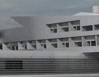 Seminario + Plaza , Av. Córdoba, Buenos Aires