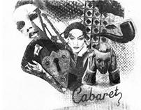 Cabaret - Mixed Media