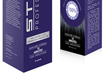 Hair cosmetic packaging