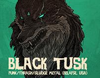 Black tusk flyer