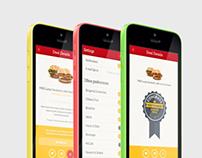 Mc Donald's McD App