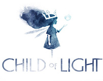 CHILD OF LIGHT /// REVEAL TRAILER