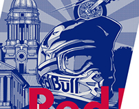 Red Bull SA  X-Fighters Can