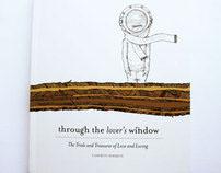 Poety Book Design - Through the Lover's Window