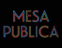 Mesa Pública Logo