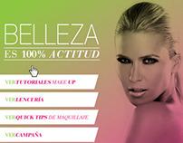 Saga Falabella - Belleza