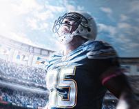 Antonio Gates (NFL) - Part II