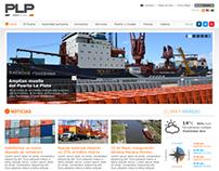 Puerto La Plata - Website