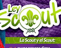 Promesa + Ley + Oraciones Scout