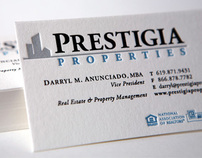 Prestigia Properties, Real Estate & Property Management