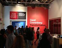 TIFF David Cronenberg: Transformation