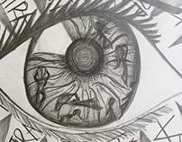 El Ojo Blindado