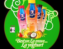 La Yoghurt - Kenya Creameries Corporation