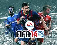 FIFA 14 - Poster