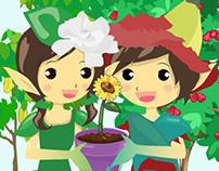 Botanian - Gardening Game for Children