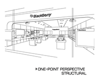 Perspective Structural Architecture
