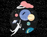 Space (love+SF) Opera