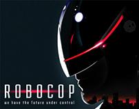 Robocop 2014 Alternative Movie Poster