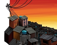 Brazilian Favela