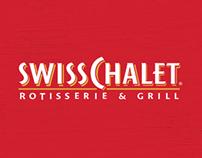 Swiss Chalet - Website Redesign