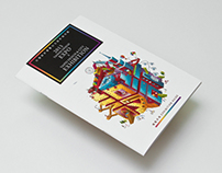2013 Taiwan Design Expo / Brochure Design