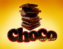 'CHOCO EXPERIENCE' LOGO