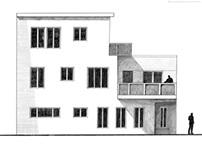 Philadelphia Row House, Design IV, Prof. Jacobs