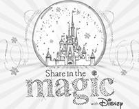 Disney magic / scamps