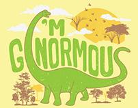I'm Ginormous