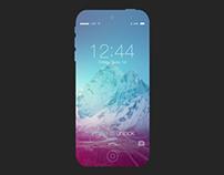 iPhone 5x Concept Art